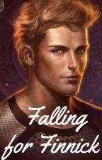 Falling for Finnick (Finnick odair X reader) by TeamFinnick26