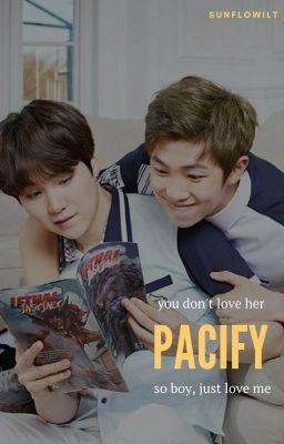 Đọc truyện *namjoon x yoongi* pacify