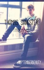 Thomas Sangster Imagines by SeptemberBeauty