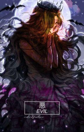 Evil xxAdrien Y Tuxx by -PurpleHeartLove-