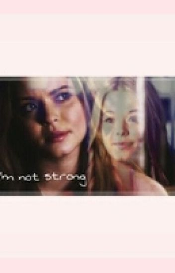 I'm not strong