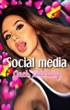 Social media; Jg by awrites-