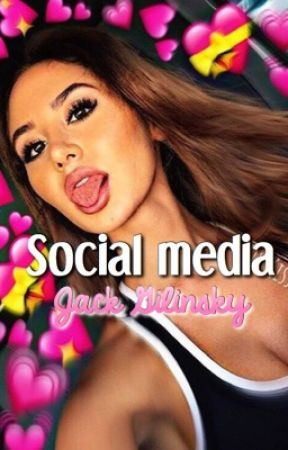 Social media • Jack Gilinsky  by awrites-