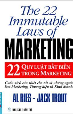 Đọc truyện 22 Quy Luật Bất Biến Trong Marketing