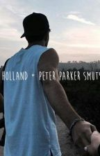 tom holland + peter parker smuts by -dis-connected