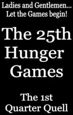 The 25th Hunger Games by OrielEnjee