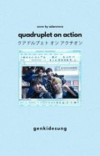 [1] Quadruplet On Action! ━「sk-00년」 by genkidesung