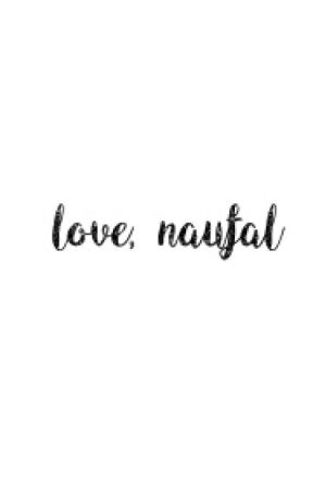 Love, Naufal by penulisrahasia28