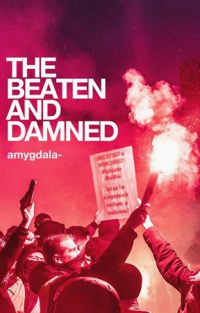 The Beaten & Damned by amygdala-