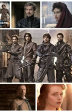 The Woman and the Musketeers by Pipstickcal