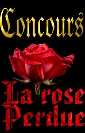 Concours Rose Perdue