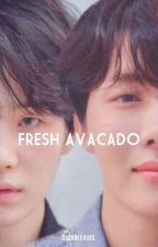 fresh avocado- yoonseok by dwadleaves