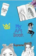 My Own Art Book by aesthetic__girl