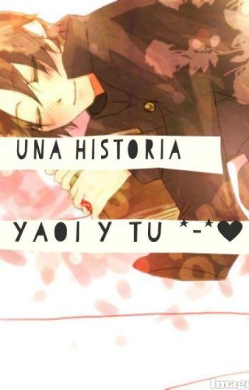 Una novela yaoi y tu *-*