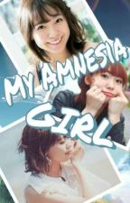 My Amnesia Girl | Shuka x Reader {gxg} by _simakizu