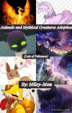 Animals and Mythical Creatures Adoption (Temporarily On Hold) by Miley-Mew