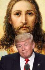 Trump VS Jésus by maxitrumpy