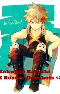 Katsuki Bakugou x Reader Oneshots! - Mirrya - Wattpad