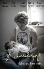 ¿Yo? ¿embarazado? |Ziall-Niam-Larry| Mpreg *Editando* by hestattoes