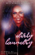 Dirty Laundry || Bucky Barnes by h2oparx
