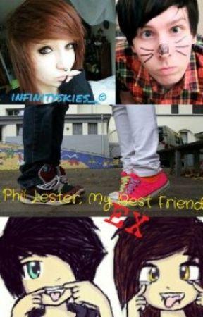 Phil Lester, My EX best friend «amazingphil, danisnotonfire» by infinityskies_