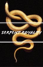 Serpent Royalty ≫ Sweet Pea by Dark__Hour