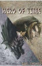 Hero of Time   Legend of Zelda   by iam_thenerd