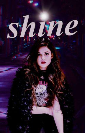 Shine ▸ Peter Parker by azaleahs