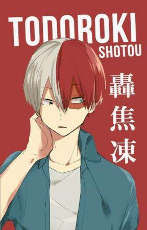 Todoroki X Quiet Reader