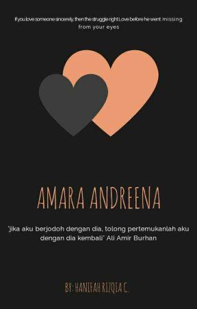 Amara Andreena by Hanifahrizqia_
