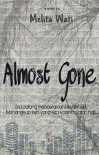 Almost Gone by nindybelarosa