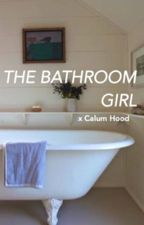 The Bathroom Girl by calcutepie