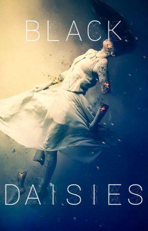 Black Daisies by KamikazeKid