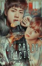『100 crazy facts』 | 2seok by Idare-you
