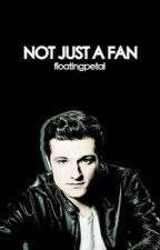 Not Just A Fan - Josh Hutcherson by floatingpetal