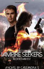 Vampire Seekers (Original/First Draft) *Wattys2014 Entry* by Sakura-Hana