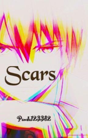 Scars (Karma x Depressed Asano) (bxb) by Panda123382