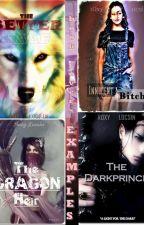 Book Covers Portfolio by RFOM2211