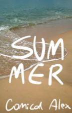 Summer by comicalalex