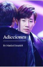 Adicciones (Woogyu/... ) by Marisol_Inspirit