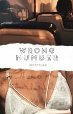 wrong number ✺ s.w by icyholland