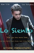 'Lo Siento~ Lee Donghae x Reader by zerohaescoin