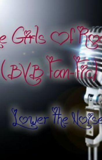 The Girls Of Rock (Black Veil Brides Fan-Fiction)