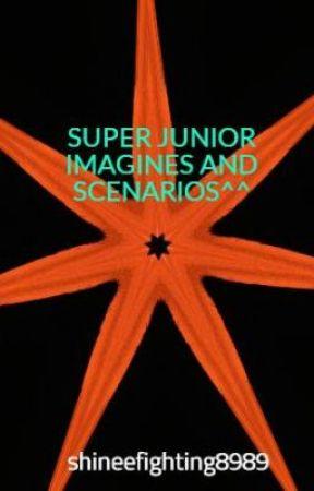 SUPER JUNIOR IMAGINES AND SCENARIOS^^ - Dance practice