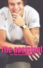 the assistant • h.s fanfic by fluoresentadolesent
