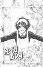 Dia Maid ku (MaidBoy) by dieEviL