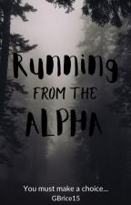 Running from the Alpha by GBrice15