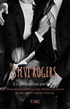 Steve Rogers es un esposo perfecto | Stony by TYJamie