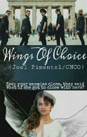 Wings Of Choice (Joel Pimentel)  by abouttheboys