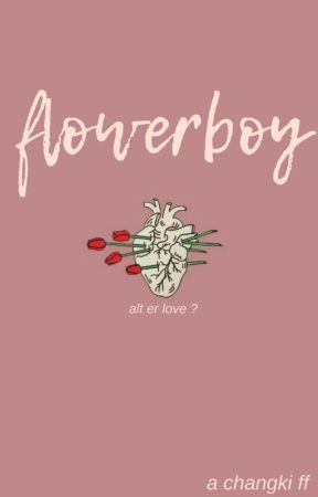 flowerboy - CHANGKI by seokxual